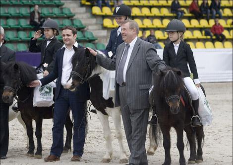 ...Николаевич Селезнев - Президент турнира, Председатель Попечительского совета Федерации конного спорта России.