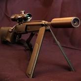 Винтовка Steyr Scout - универсальное оружие для охоты